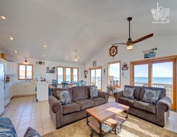 Front Row Seats 956 Rodanthe Rentals Outer Banks Rentals