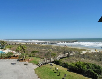 Isle of Palms Beach Front Condo